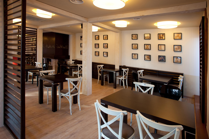 Amenajare restaurant Daimon - Bucuresti SENSIO - Poza 3