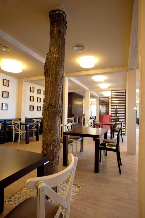 Amenajare restaurant Daimon - Bucuresti SENSIO - Poza 4