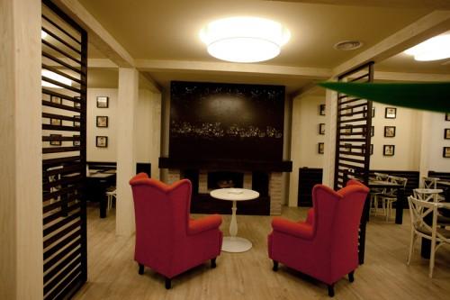 Lucrari, proiecte Amenajare restaurant Daimon - Bucuresti SENSIO - Poza 5