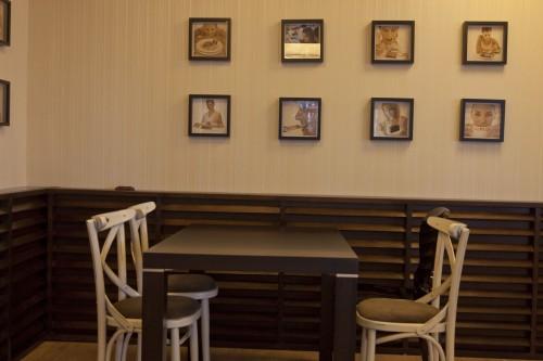Lucrari, proiecte Amenajare restaurant Daimon - Bucuresti SENSIO - Poza 6