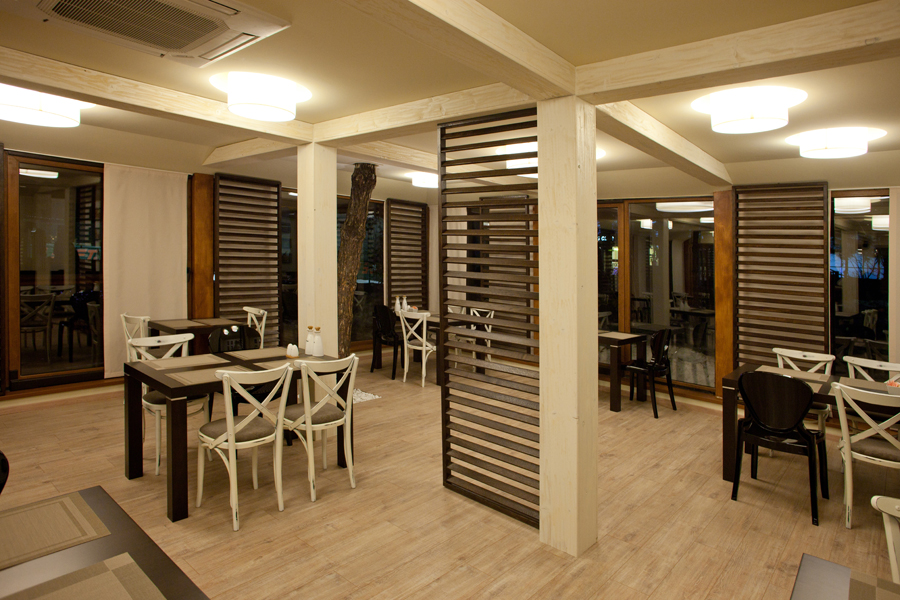 Amenajare restaurant Daimon - Bucuresti SENSIO - Poza 7