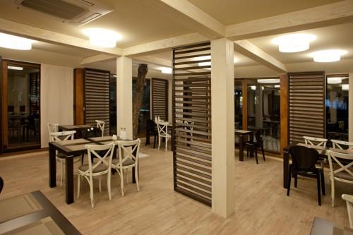Lucrari, proiecte Amenajare restaurant Daimon - Bucuresti SENSIO - Poza 7