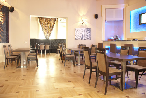 Lucrari, proiecte Amenajare restaurant Bluu - Bucuresti SENSIO - Poza 1