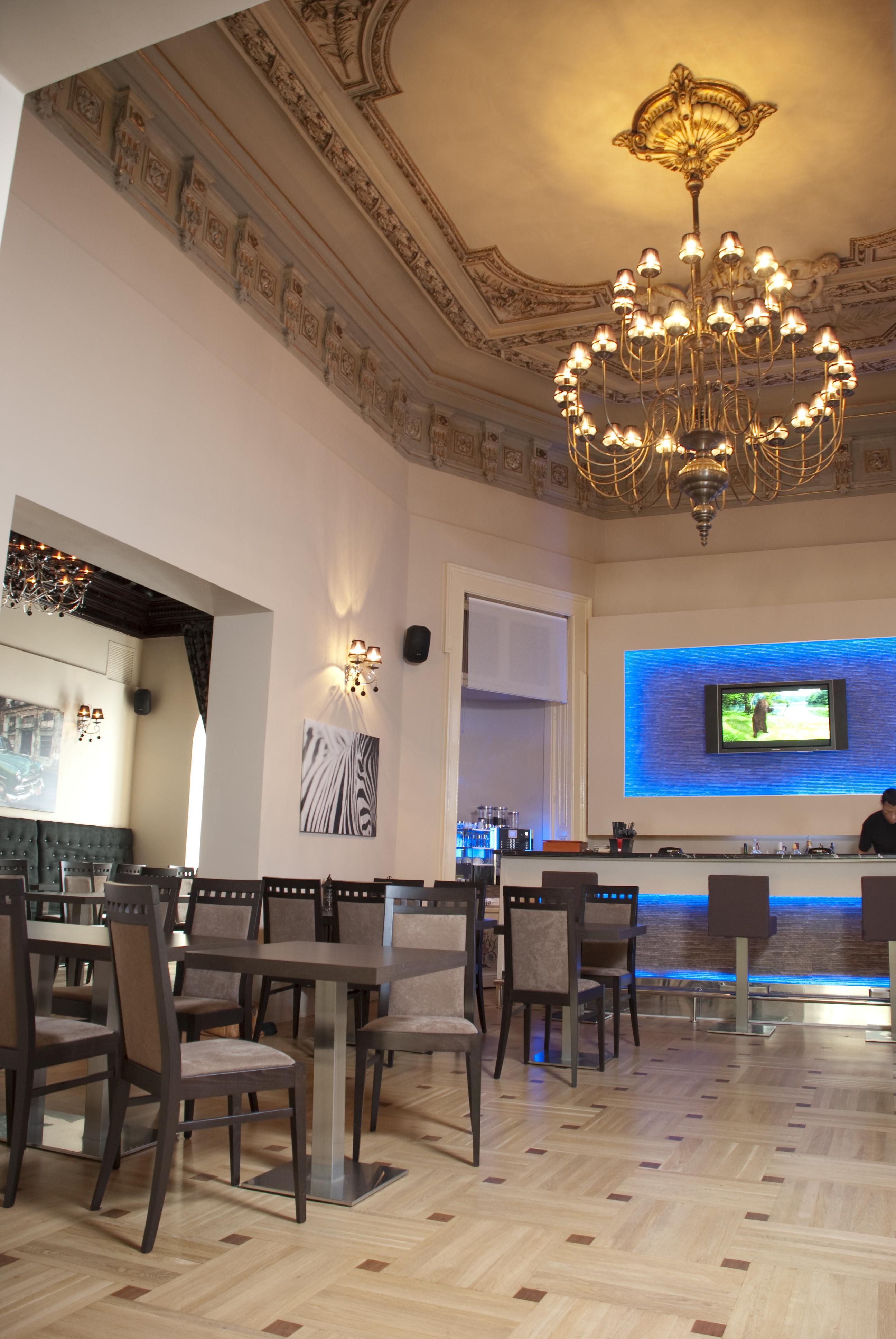 Amenajare restaurant Bluu - Bucuresti SENSIO - Poza 2