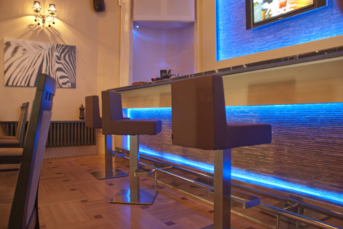Lucrari, proiecte Amenajare restaurant Bluu - Bucuresti SENSIO - Poza 3