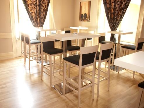 Lucrari, proiecte Amenajare restaurant Bluu - Bucuresti SENSIO - Poza 4