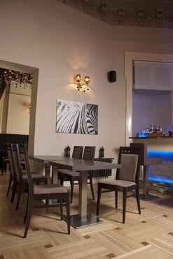 Lucrari, proiecte Amenajare restaurant Bluu - Bucuresti SENSIO - Poza 6