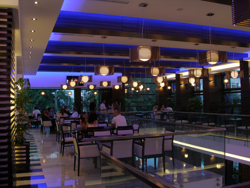 Amenajare restaurant Integra - Constanta SENSIO - Poza 1