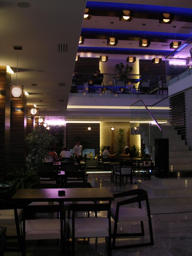 Amenajare restaurant Integra - Constanta SENSIO - Poza 2