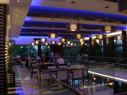 Lucrari, proiecte Amenajare restaurant Integra - Constanta SENSIO - Poza 3