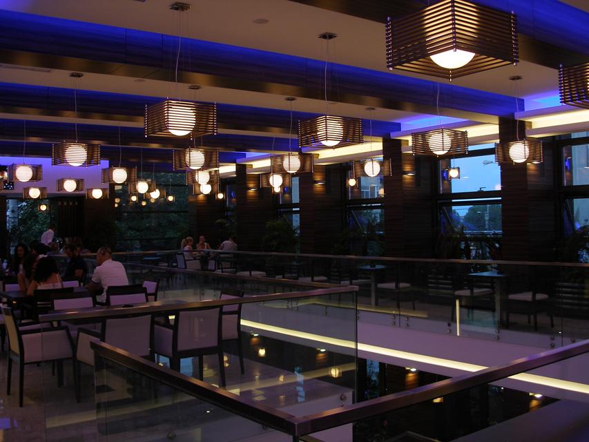 Amenajare restaurant Integra - Constanta SENSIO - Poza 4