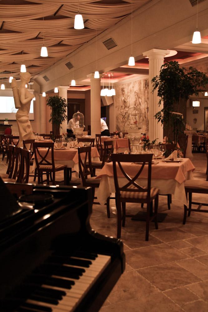 Amenajare restaurant Istria - Bucuresti SENSIO - Poza 1