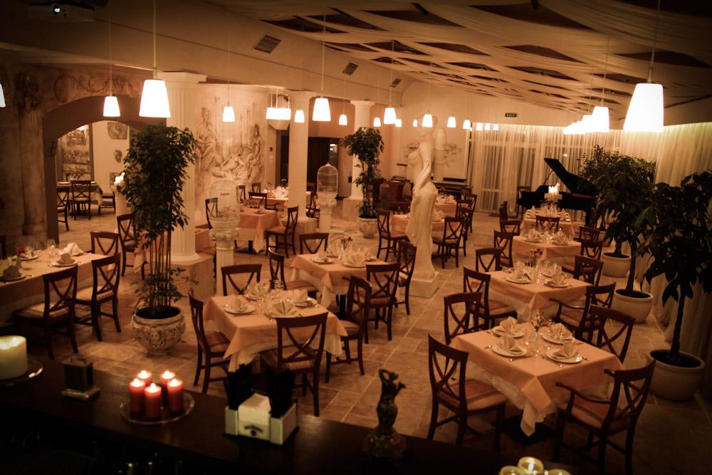 Amenajare restaurant Istria - Bucuresti SENSIO - Poza 2