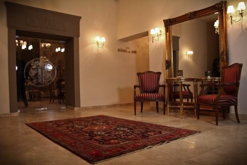 Lucrari, proiecte Amenajare restaurant Istria - Bucuresti SENSIO - Poza 3