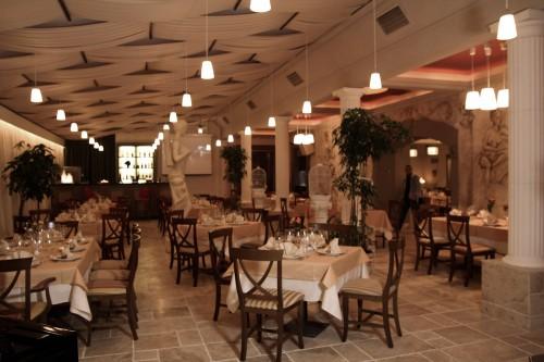 Lucrari, proiecte Amenajare restaurant Istria - Bucuresti SENSIO - Poza 4