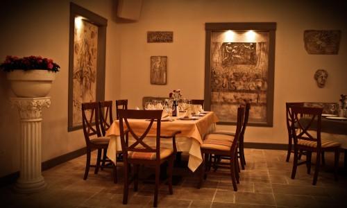 Lucrari, proiecte Amenajare restaurant Istria - Bucuresti SENSIO - Poza 5