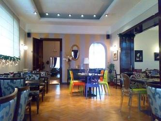 Lucrari, proiecte Amenajare restaurant Le Theatre - Bucuresti SENSIO - Poza 1