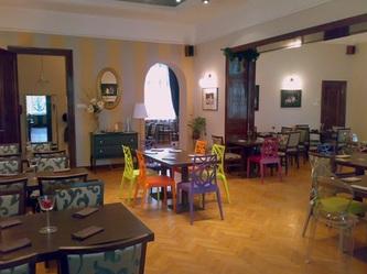 Lucrari, proiecte Amenajare restaurant Le Theatre - Bucuresti SENSIO - Poza 2