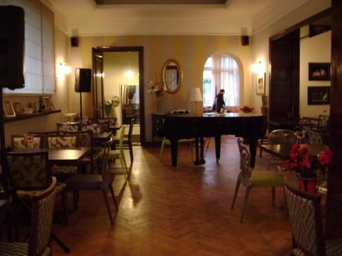 Lucrari, proiecte Amenajare restaurant Le Theatre - Bucuresti SENSIO - Poza 3