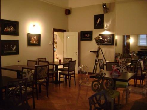 Lucrari, proiecte Amenajare restaurant Le Theatre - Bucuresti SENSIO - Poza 4