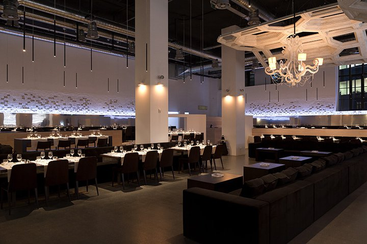Amenajare restaurant Club Loft - Bucuresti SENSIO - Poza 1