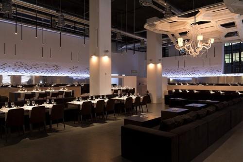 Lucrari, proiecte Amenajare restaurant Club Loft - Bucuresti SENSIO - Poza 1