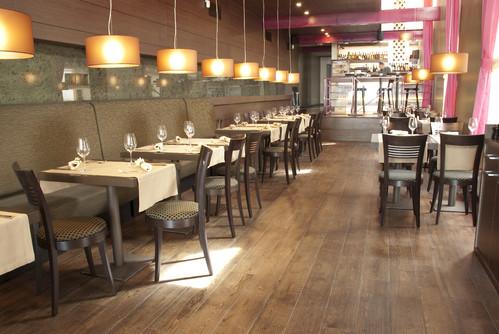 Lucrari, proiecte Amenajare restaurant Osteria Gioia - Bucuresti SENSIO - Poza 6