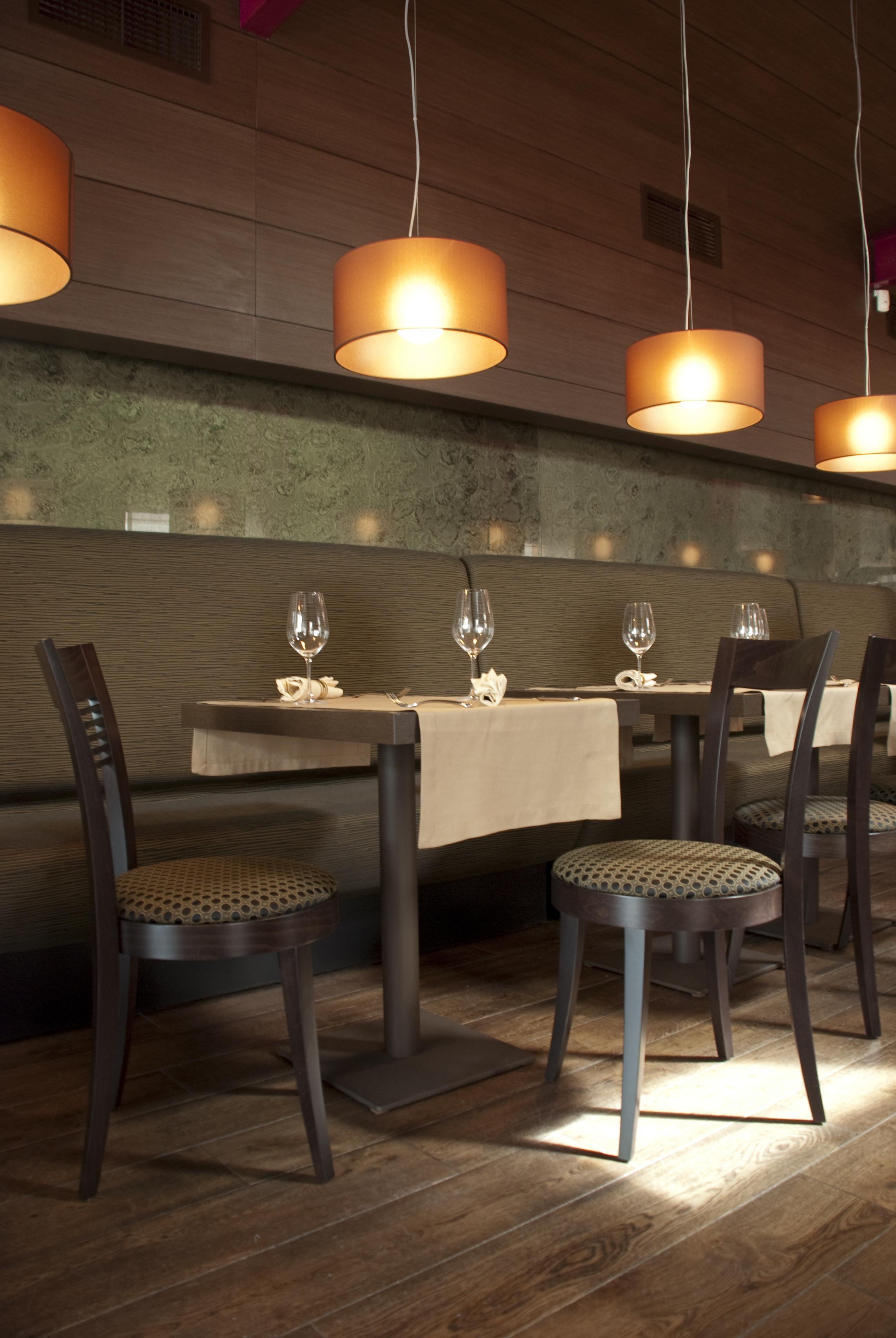 Amenajare restaurant Osteria Gioia - Bucuresti SENSIO - Poza 1