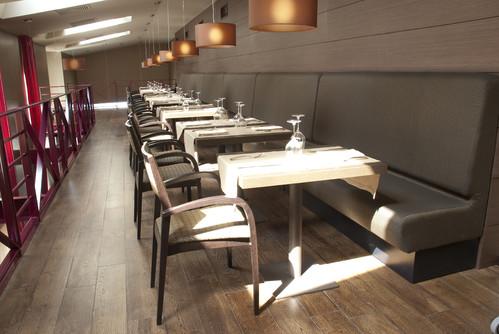 Lucrari, proiecte Amenajare restaurant Osteria Gioia - Bucuresti SENSIO - Poza 2