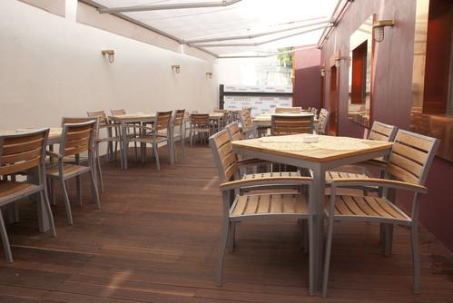 Lucrari, proiecte Amenajare restaurant Osteria Gioia - Bucuresti SENSIO - Poza 3