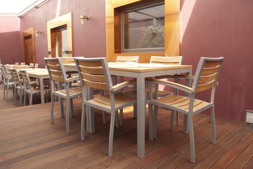 Lucrari, proiecte Amenajare restaurant Osteria Gioia - Bucuresti SENSIO - Poza 4