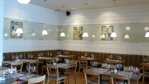 Lucrari, proiecte Amenajare restaurant Nada Mas - Bucuresti SENSIO - Poza 5