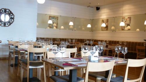Lucrari, proiecte Amenajare restaurant Nada Mas - Bucuresti SENSIO - Poza 1