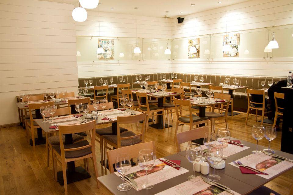 Amenajare restaurant Nada Mas - Bucuresti SENSIO - Poza 2
