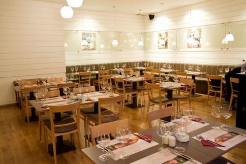 Lucrari, proiecte Amenajare restaurant Nada Mas - Bucuresti SENSIO - Poza 2