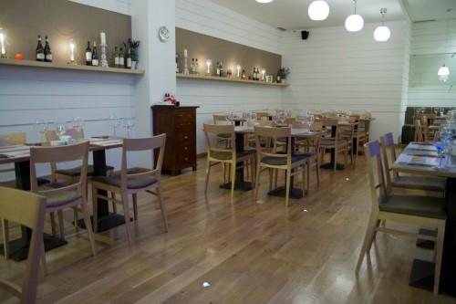 Lucrari, proiecte Amenajare restaurant Nada Mas - Bucuresti SENSIO - Poza 3