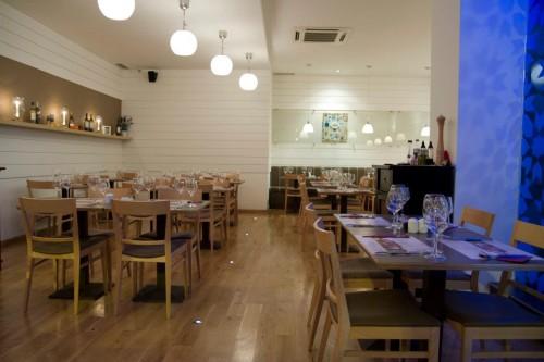 Lucrari, proiecte Amenajare restaurant Nada Mas - Bucuresti SENSIO - Poza 4