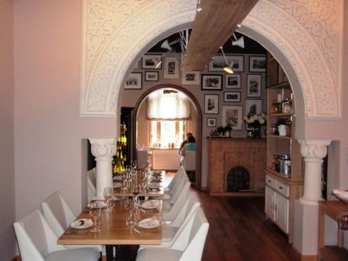 Lucrari, proiecte Amenajare restaurant Mercado fish grill - Bucuresti SENSIO - Poza 1