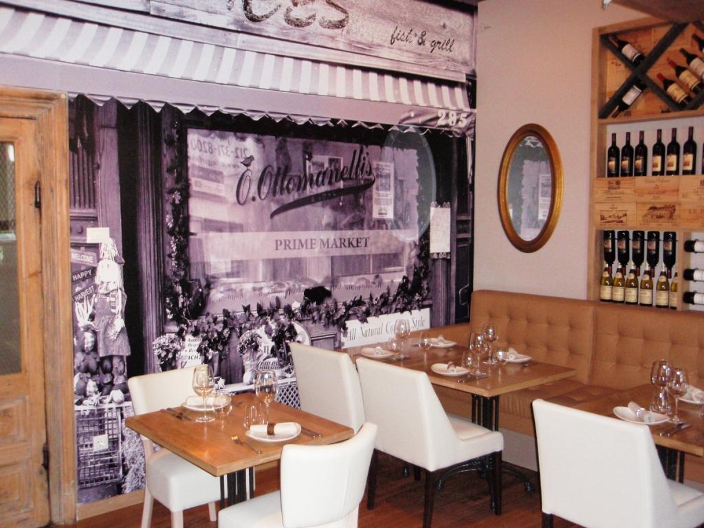 Amenajare restaurant Mercado fish grill - Bucuresti SENSIO - Poza 2