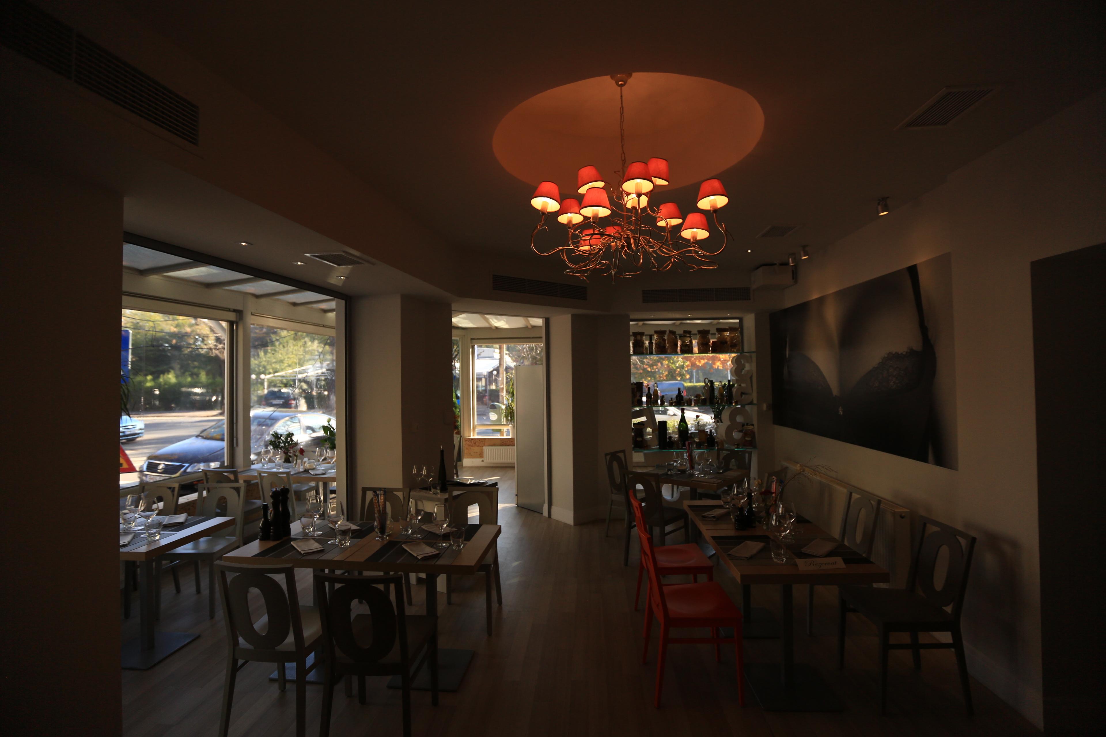 Amenajare restaurant LETT'S 35 - Bucuresti SENSIO - Poza 1