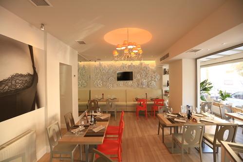 Lucrari, proiecte Amenajare restaurant LETT'S 35 - Bucuresti SENSIO - Poza 2
