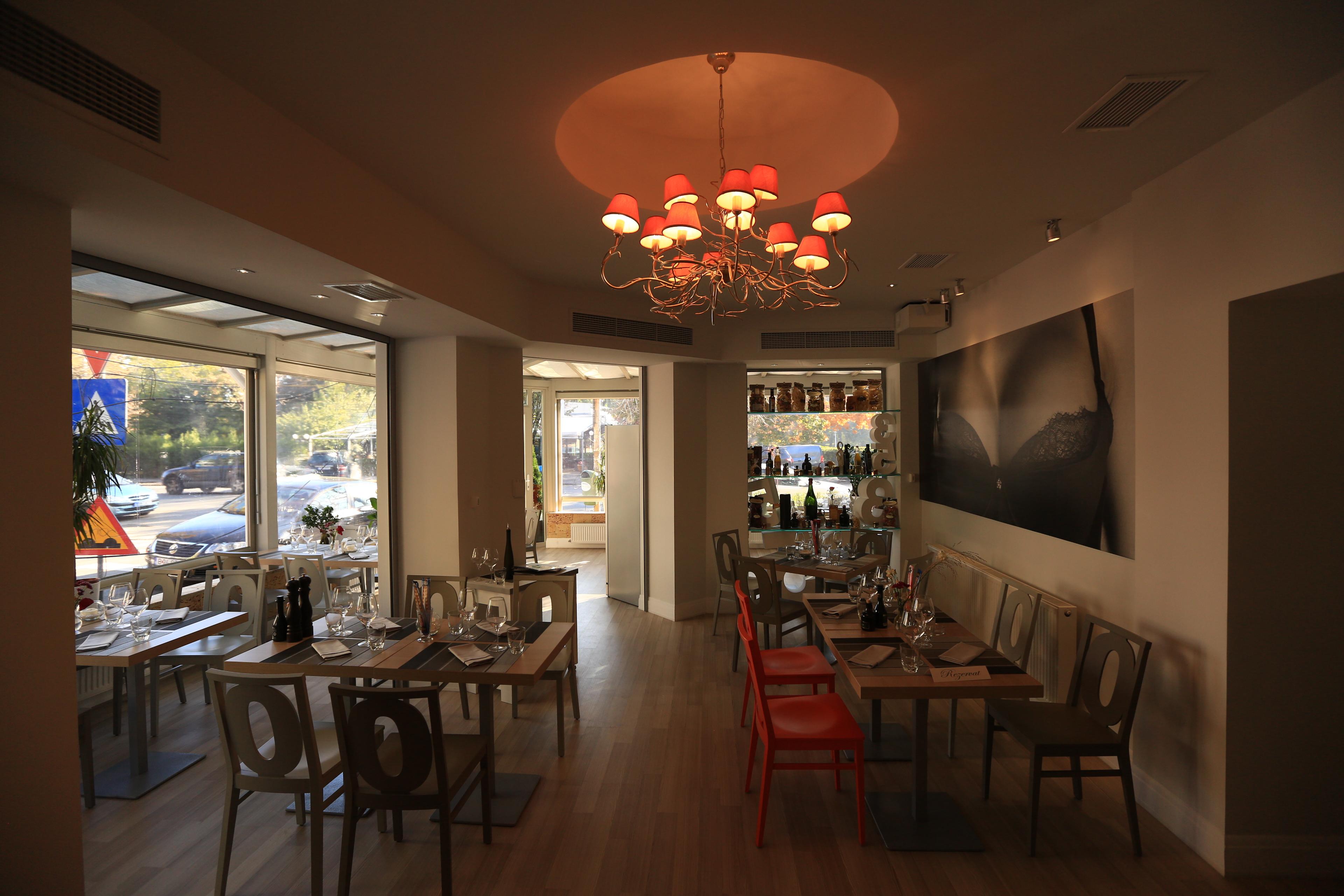 Amenajare restaurant LETT'S 35 - Bucuresti SENSIO - Poza 3