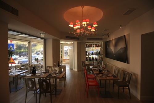 Lucrari, proiecte Amenajare restaurant LETT'S 35 - Bucuresti SENSIO - Poza 3