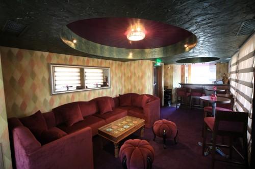 Lucrari, proiecte Amenajare restaurant Hotel SIMFONIA - Ramnicu Valcea SENSIO - Poza 2