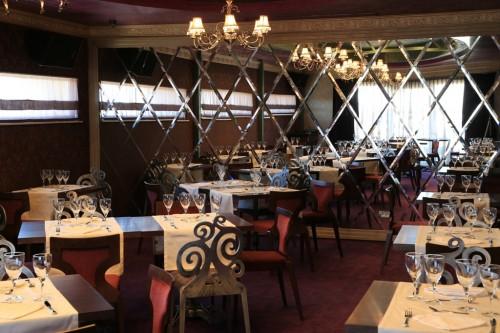 Lucrari, proiecte Amenajare restaurant Hotel SIMFONIA - Ramnicu Valcea SENSIO - Poza 3