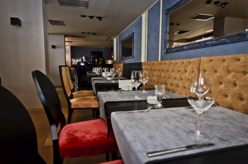 Lucrari, proiecte Amenajare restaurant Ganzo - Bucuresti SENSIO - Poza 2