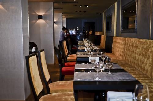 Lucrari, proiecte Amenajare restaurant Ganzo - Bucuresti SENSIO - Poza 3