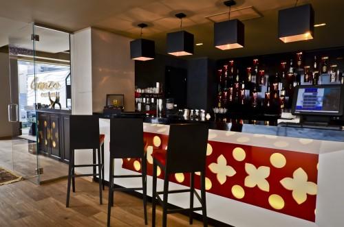 Lucrari, proiecte Amenajare restaurant Ganzo - Bucuresti SENSIO - Poza 4