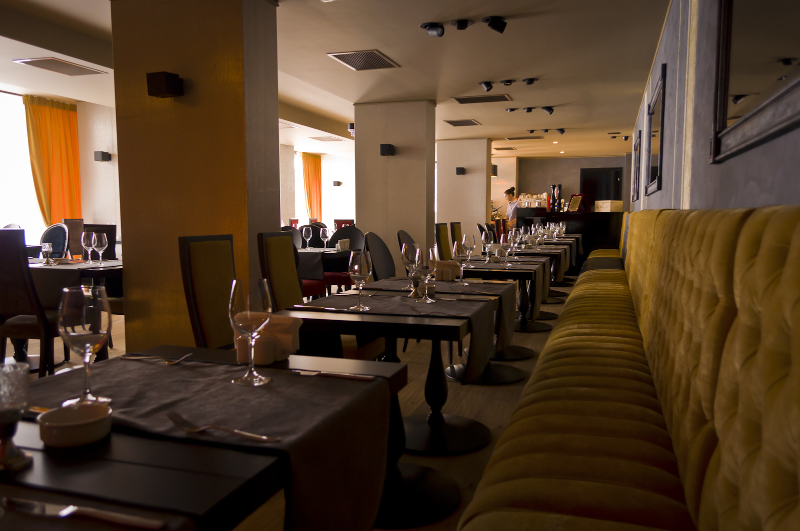 Amenajare restaurant Ganzo - Bucuresti SENSIO - Poza 6