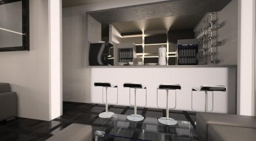 Lucrari, proiecte Amenajare cafenea Shine - Mioveni SENSIO - Poza 1